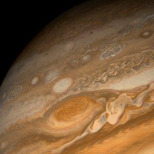 Jupiter, Nasa
