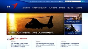CHC website