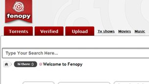 Fenopy screenshot