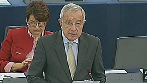 Alain Lamassoure MEP