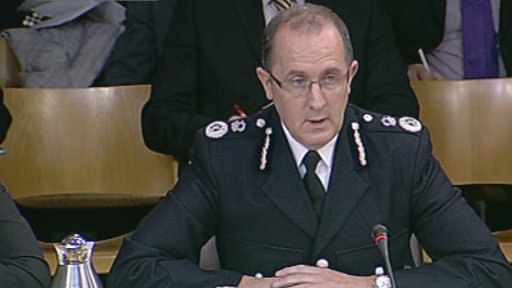 Chief Constable Kevin Smith
