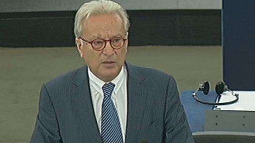 Hannes Swoboda MEP