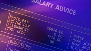 Generic pay slip