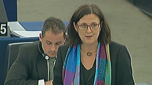 Cecilia Malmstr�m