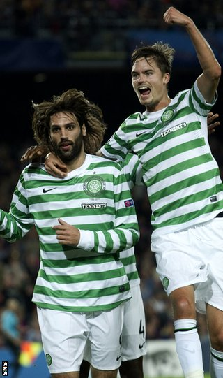 Georgios Samaras and Mikael Lustig