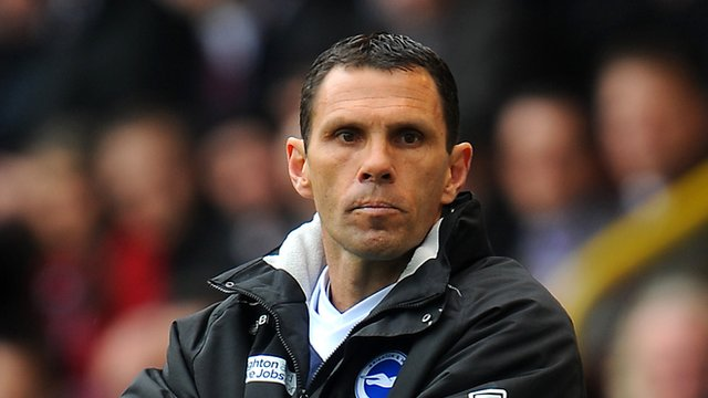 Gus Poyet