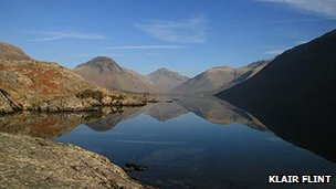 Wastwater. Photo: Klair Flint