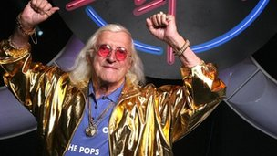 Jimmy Savile in 2006