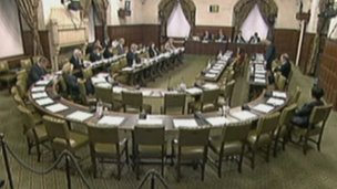 Parliamentary debate on the future of the Glenfield heart unit