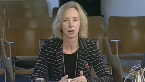 Auditor General Caroline Gardner
