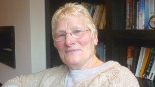 Pam Saunders