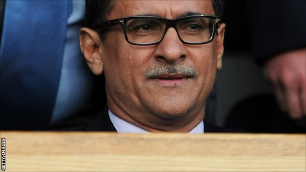 Blackburn Rovers global advisor Shebby Singh
