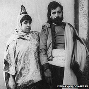 Jewish couple 1900 