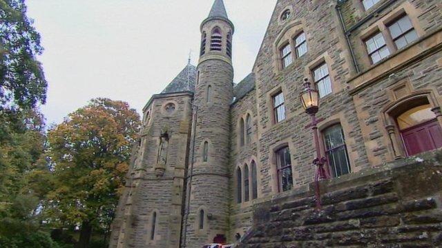 St Mary's Monastery