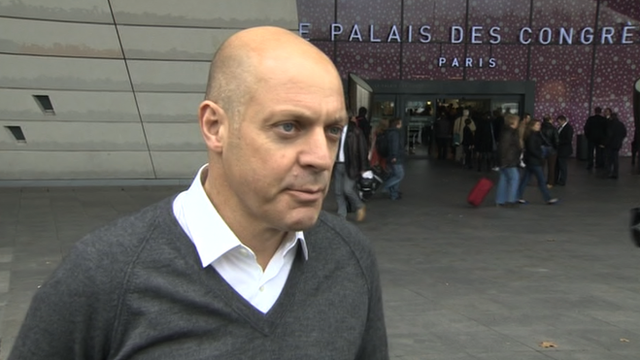 Team Sky general manager Dave Brailsford