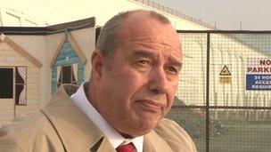 Councillor Ian Driver