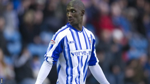 Mahamadou Sissoko is on the verge of a return to Kilmarnock