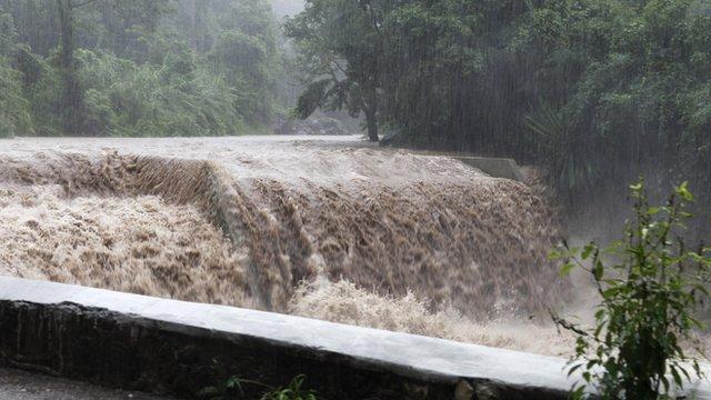 Hope River, Jamaica