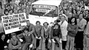 One millionth Transit, Southampton