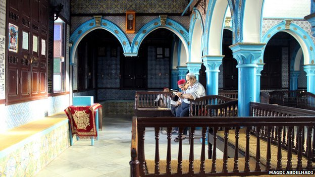 El Ghriba Synagogue
