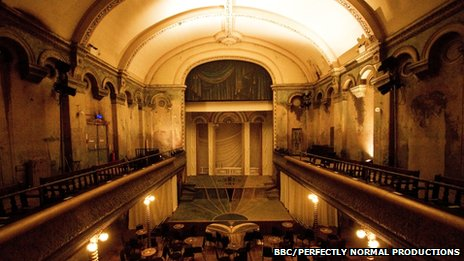 Wilton&#039;s Music Hall