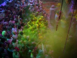 Holi Festival Celebrations