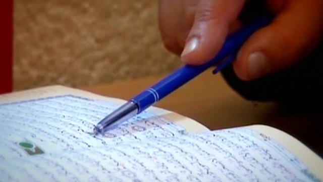Islamic schools were banned in Ben Ali's era