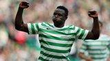 Celtic's Keyan midfielder Victor Wanyama