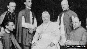 Pope Pius lX
