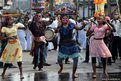 Tamil dancers