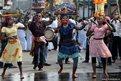 Tamil dancers