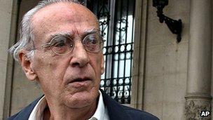 Eloy Gutierrez-Menoyo in 2005