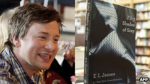 Jamie Oliver and Fifty Shades of Grey