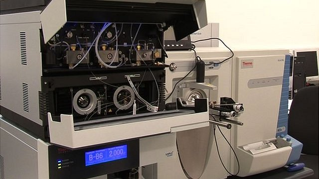 Cancer mass spectrometer