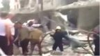 Car bomb shatters Syrian truce