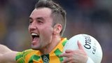 Karl Lacey celebrates after Donegal's victory in the All-Ireland final