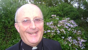 The Right Reverend Nicholas Reade