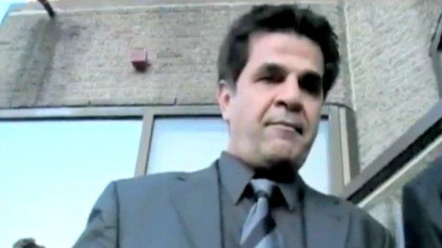 Filmmaker Jafar Panahi
