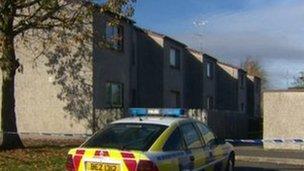 The stabbing happened in the Enniskeen area