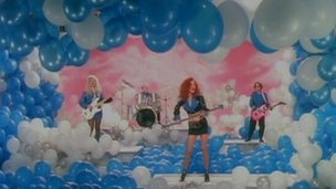 Fuzzbox in the 1980s