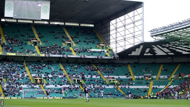 BBC Sport - 'Economics, not Rangers' to blame for drop in ...