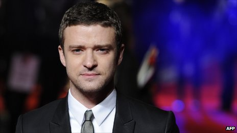 Justin Timberlake got married in Italy