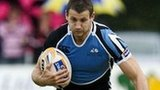 Glasgow winger Tommy Seymour
