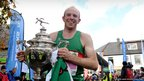 Rob Samuel wins the Snowdonia Marathon 2012