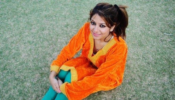 Kunwar Wazir, model and actress