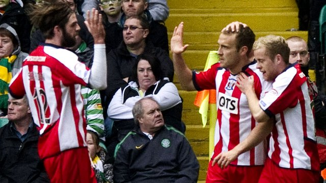 Celtic v Kilmarnock