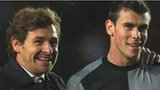 Andre Villas-Boas and Gareth Bale