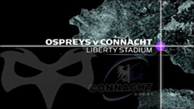 Ospreys v Connacht