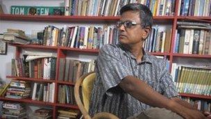 Dilip D'Souza, writer