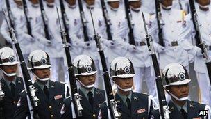 File photo: Taiwan military